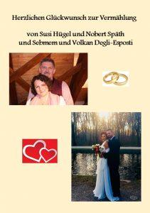 Hochzeit Späth Degli-Esposti